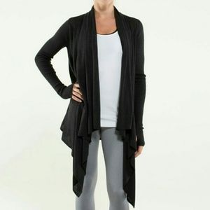 Lululemon | Zen Wrap Waterfall Cardigan Sweater